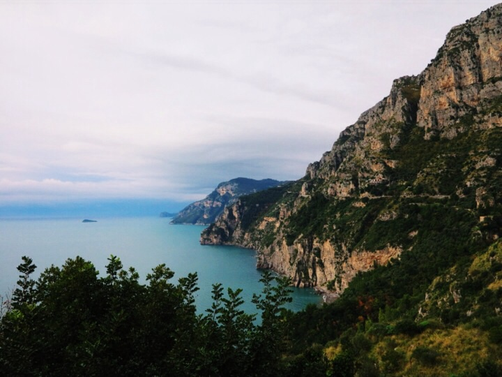 {Amalfi Coastline}